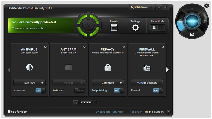 Bitdefender: Internet Security 2012