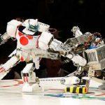 борьба роботов