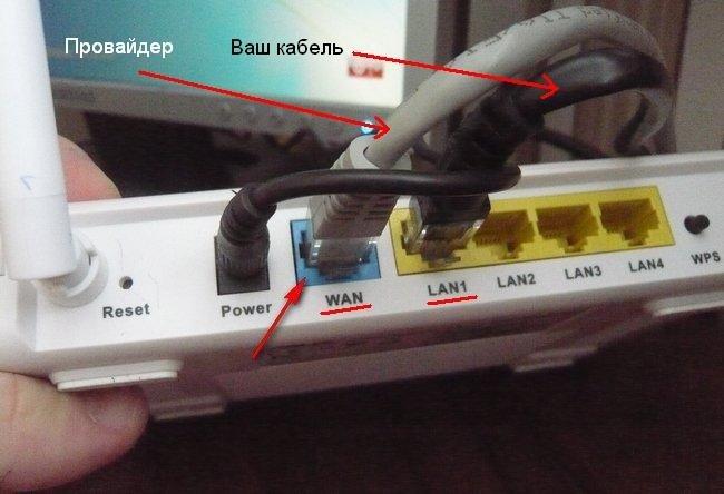 схема подключения проводов в