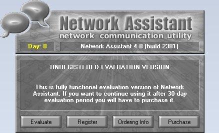 Network Assistant - чат для вашей сети
