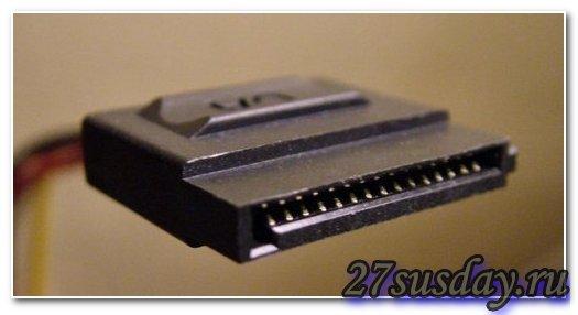 Специальный кабель 3.3