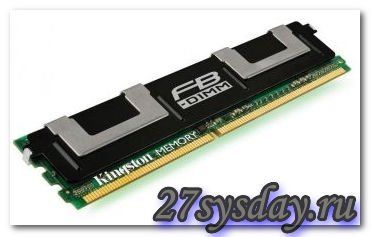 модуль оперативной памяти dd3