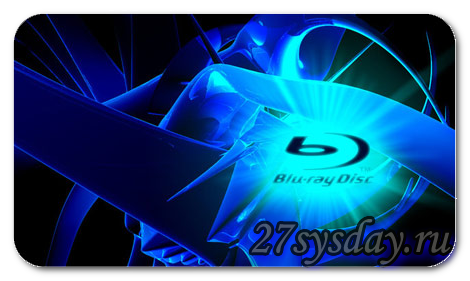 логотип blu ray