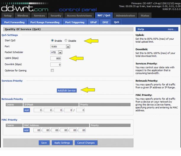 Роутер в качестве качалки для торрента: Transmission в прошивках dd-wrt