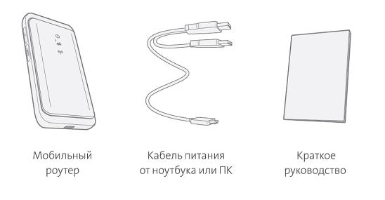 Yota - настройка мобильного роутера