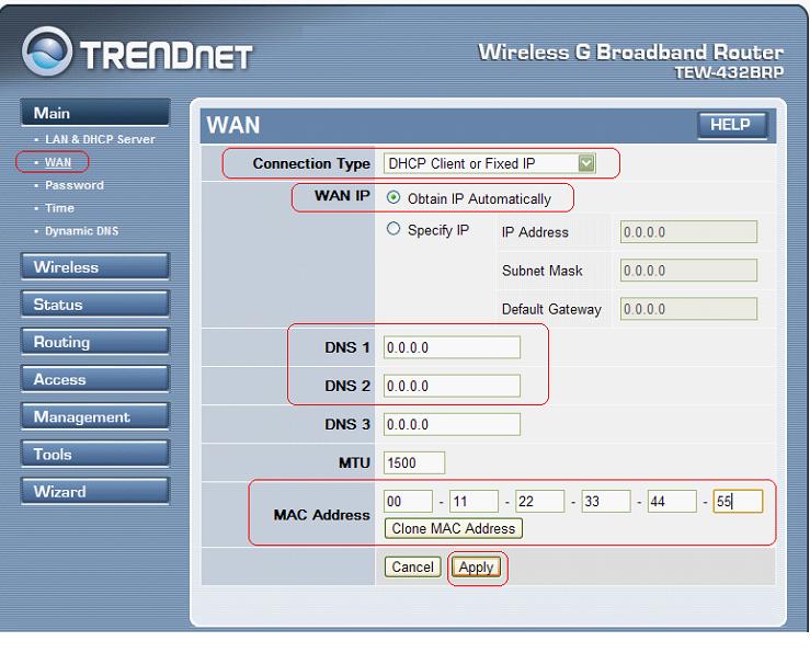 Обзор и настройка универсального роутера Trendnet (модели tew 652brp)