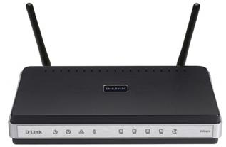 установка wifi роутера d link