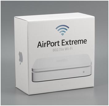 Маршрутизатор от фирмы Apple AirPort Extreme