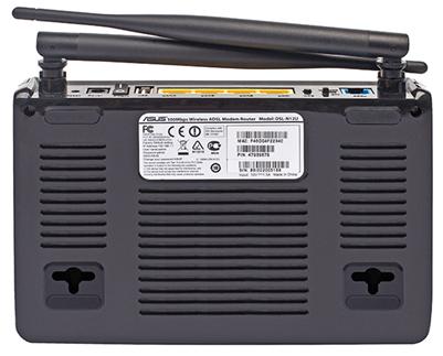 Беспроводной роутер Asus DSL-N12U