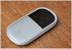Карманный роутер от компании мегафон