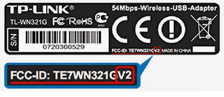 FAQ ID46. Como verificar a versão do hardware em um dispositivo TP