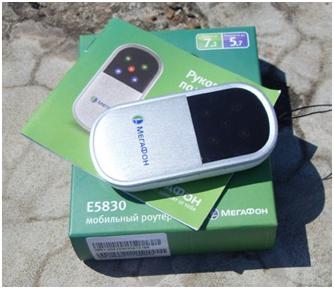 Wi-Fi-роутер Huawei E5830