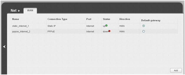 Выбор  протокола L2TP + Dynamic IP