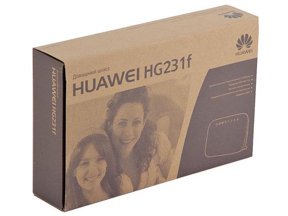 Вид сбоку коробки девайса Huawei