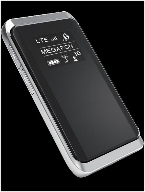 Маршрутизатор мегафон, внешний вид