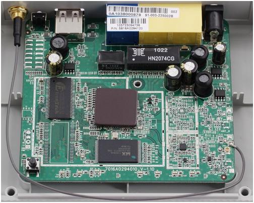 Процессор Ralink RT3050