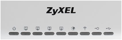 Логотип ZyXEL