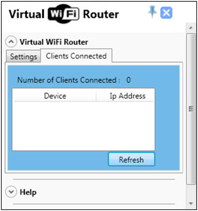 virtua lwi fi router