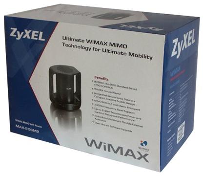 Коробка для маршрутизатора WiMAX
