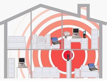 Как правильно установить маршрутизатор в 2-х этажном доме