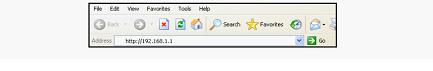 Входим в адресную строку браузера