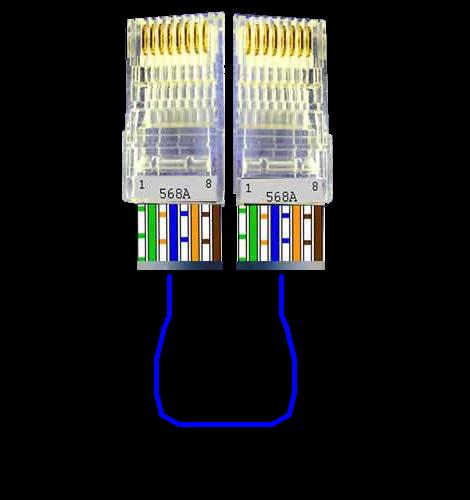 Последовательность проводков на штекере