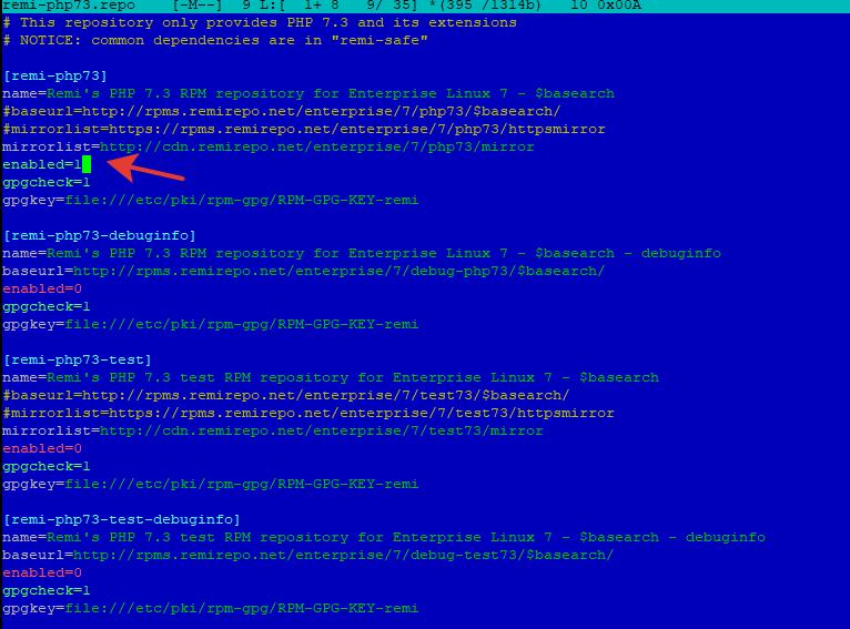 Настройка Web сервера на Centos 7 от А до Я